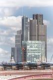 City of London Skyline Stock Photography