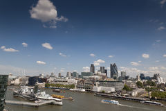 City of London Skyline Stock Photos