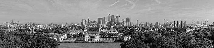 The City of London Skyline Royalty Free Stock Images