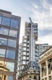City of London skyline, UK.  Royalty Free Stock Image
