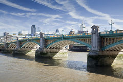 City of London Royalty Free Stock Images
