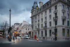 The city of London Royalty Free Stock Photography
