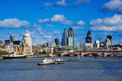 City of London UK Stock Photo