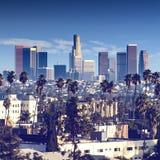 City of Los Angeles, California, USA Royalty Free Stock Photos