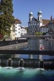 City of Lucerne - Switzerland Stock Photography