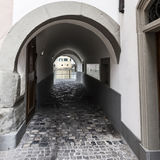 City of Lucerne in Switzerland. Royalty Free Stock Photography