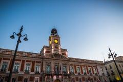 City of Madrid Stock Photos