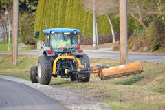 City Maintenance and Equipment Royalty Free Stock Image