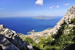City Makarska Royalty Free Stock Images