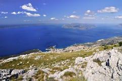 City Makarska Royalty Free Stock Image