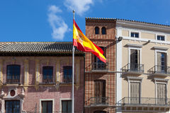 City of Malaga Royalty Free Stock Photography