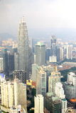 City in Malaysia Stock Images