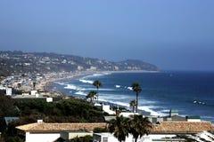 Malibu, Pacific Coast Hightway, California Stock Photos