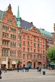 City of Malmo in Sweden. Europe Stock Photo