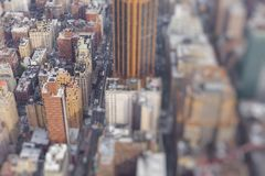 city manhattan new york ΗΠΑ Στοκ εικόνα με δικαίωμα ελεύθερης χρήσης