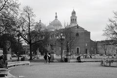 A city of many churches royalty free stock photos