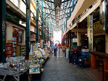City market Royalty Free Stock Photography