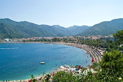 City Marmaris Royalty Free Stock Photos