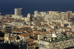 City of Marseille in Provence Royalty Free Stock Photos