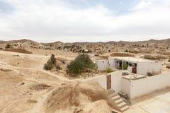 City of Matmata, Tunisia stock images