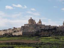 City of Mdina, Malta Royalty Free Stock Photography