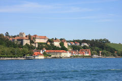 City of Meersburg Royalty Free Stock Photos