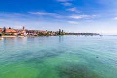 City Of Meersburg,Lake Constance,Germany,Europe Royalty Free Stock Image