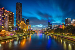 City of Melbourne. Stock Photos