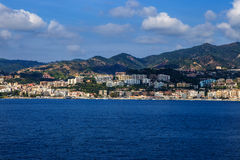 City of Messina, Sicily Royalty Free Stock Image