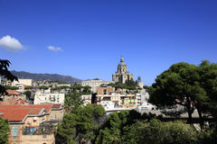 City of Messina Sicily Royalty Free Stock Photos
