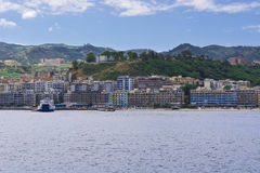 City of Messina Royalty Free Stock Photography