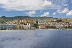 City of Messina Royalty Free Stock Photo