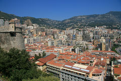 City of Monaco Stock Images
