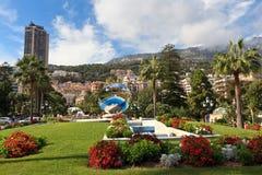 City of Monaco Royalty Free Stock Photos