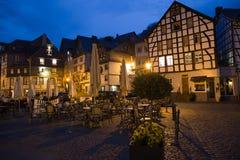 City of Monschau, Germany Stock Photos