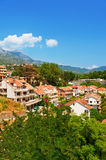 City of Montenegro Stock Photography