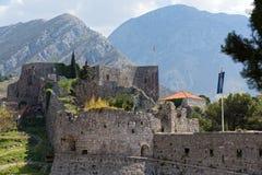 City in Montenegro Stock Images