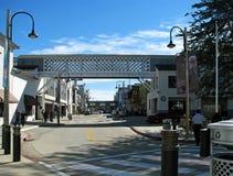 City of Monterey Stock Photo