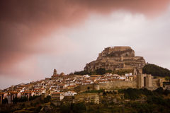 City of Morella Stock Photos