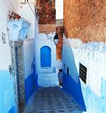 City in Morocco Royalty Free Stock Image