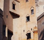 City in Morocco Royalty Free Stock Photo