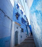 City in Morocco Royalty Free Stock Images