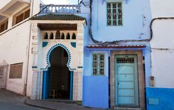 City in Morocco Stock Images