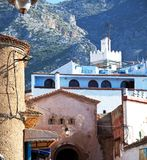 City in Morocco Royalty Free Stock Photos