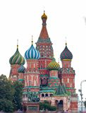 City the Moscow .the Main attraction of the city.Red square, St. Basil`s Cathedral. City the Moscow .the Main attraction of the city.Red square,St. Basil`s stock photos