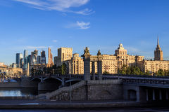 City,Moscow Stock Images