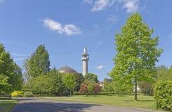 City mosque Stock Photos