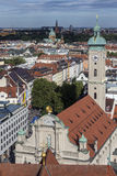 City of Munich - Germany Royalty Free Stock Photos
