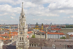 City of Munich, Germany Royalty Free Stock Image
