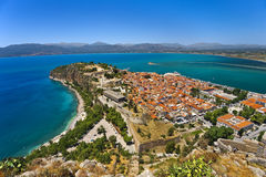 City of Nafplio Stock Images